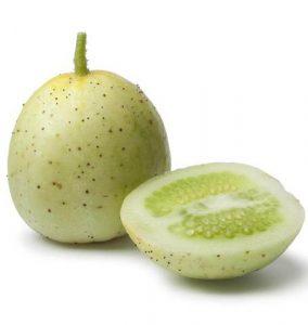 crystal apple cucumber