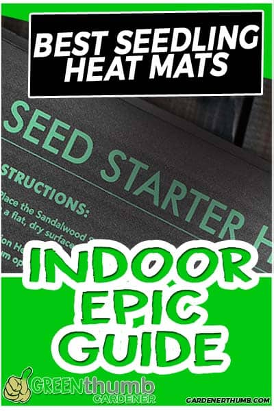 Best seedling heat mats for plants