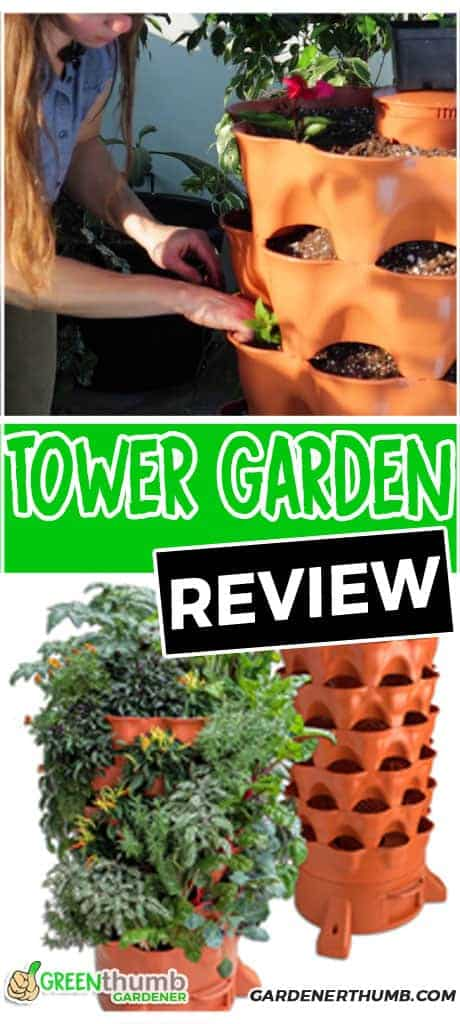 best tower garden review