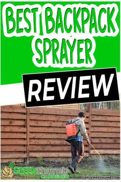 sprayers for your yard