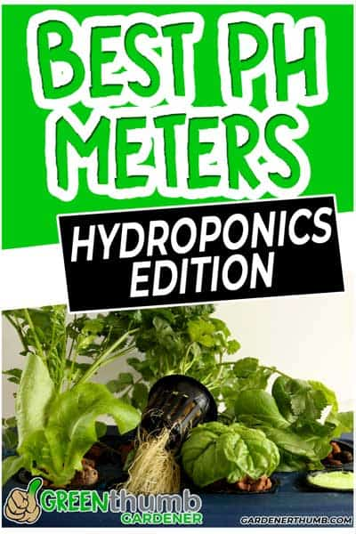 ph meter for hydroponics