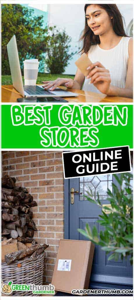 online garden stores