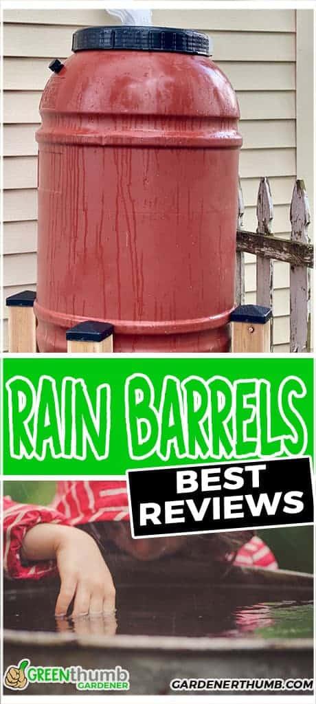 rain barrel full guide