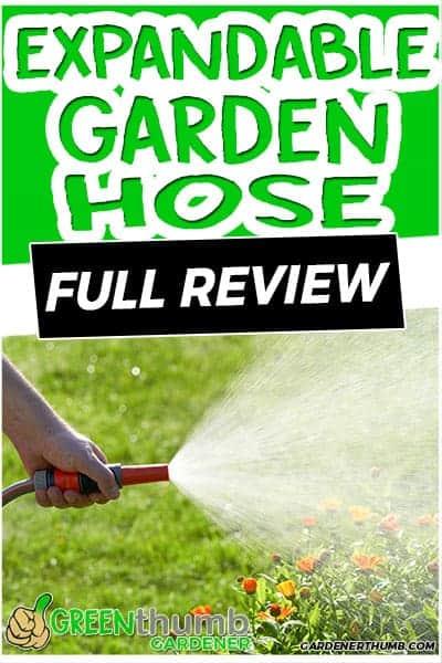 expandable garden hose review