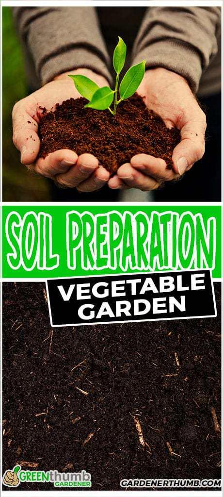 soil preparation for vegetables