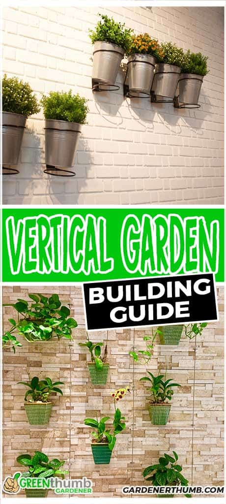 vertical garden building guide