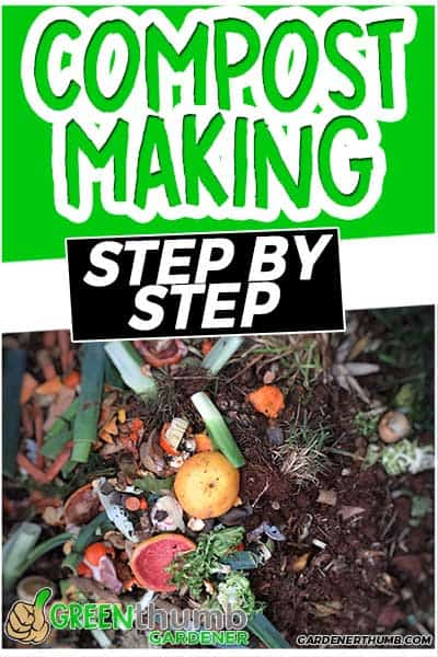 compost making step by step