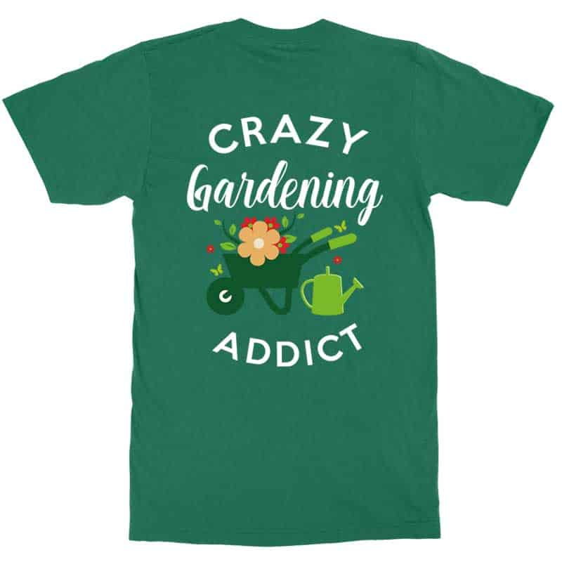 Garden Themed Shirts