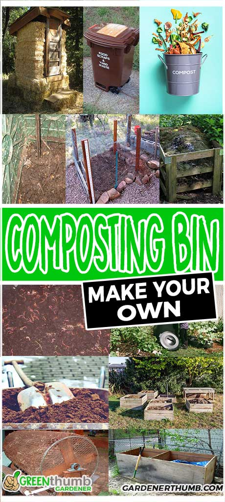 composting bin make your own