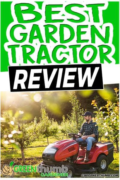 garden tractor review