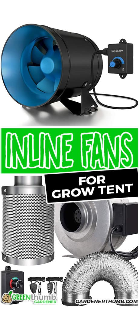 inline fans for grow tent