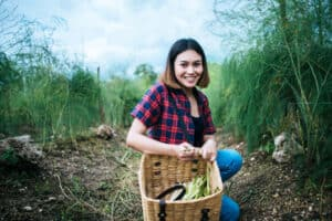 when to fertilize asparagus