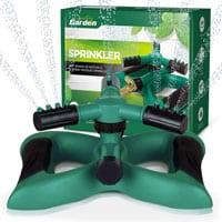 Signature Garden Three-Arm Sprinkler
