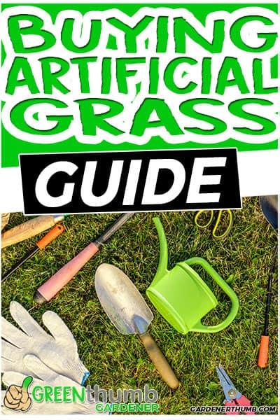 buying artificial grass guide