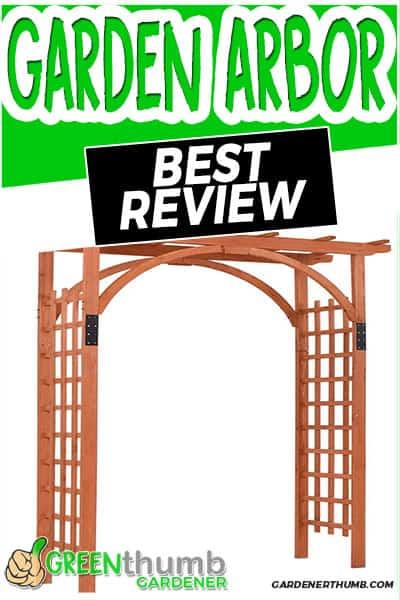 garden arbor best review