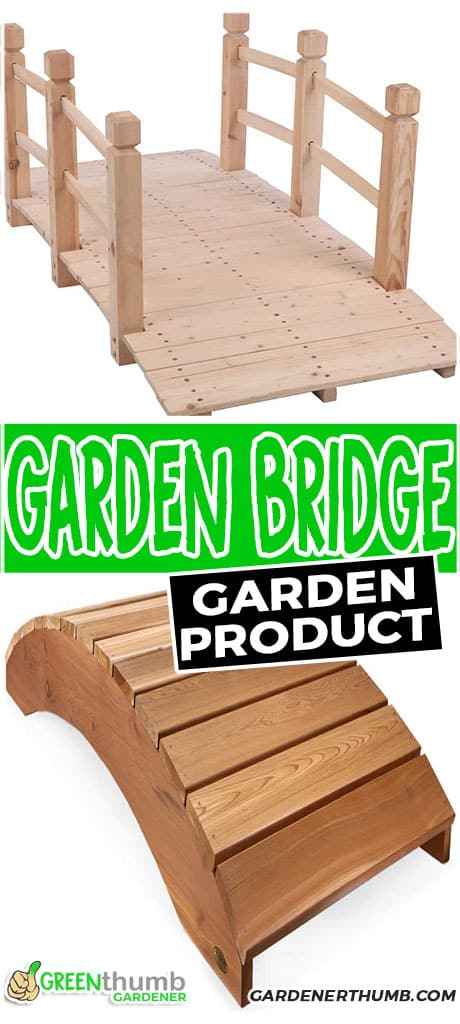 garden bridge garden product