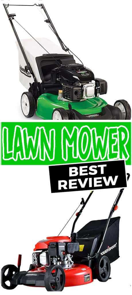 lawn mower best review