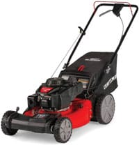 Craftsman M215 159cc 21-Inch 3-in-1 High-Wheeled FWD Self-Propelled Gas Powered Lawn Mower