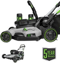 EGO Power+ LM2142SP Electric Self Propelled Lawn Mower