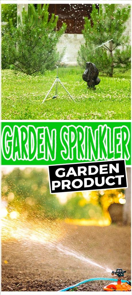 garden sprinkler garden product