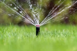 best sprinkler for small town