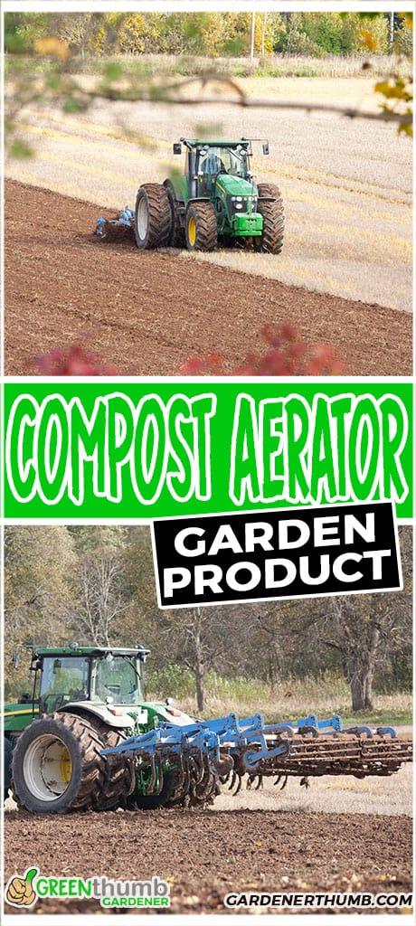 compost aerator garden product