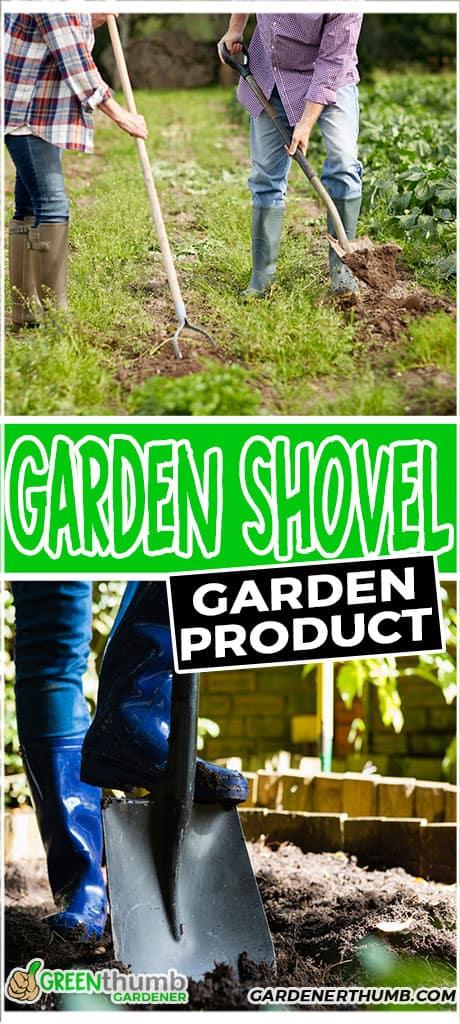 garden shovel garden product