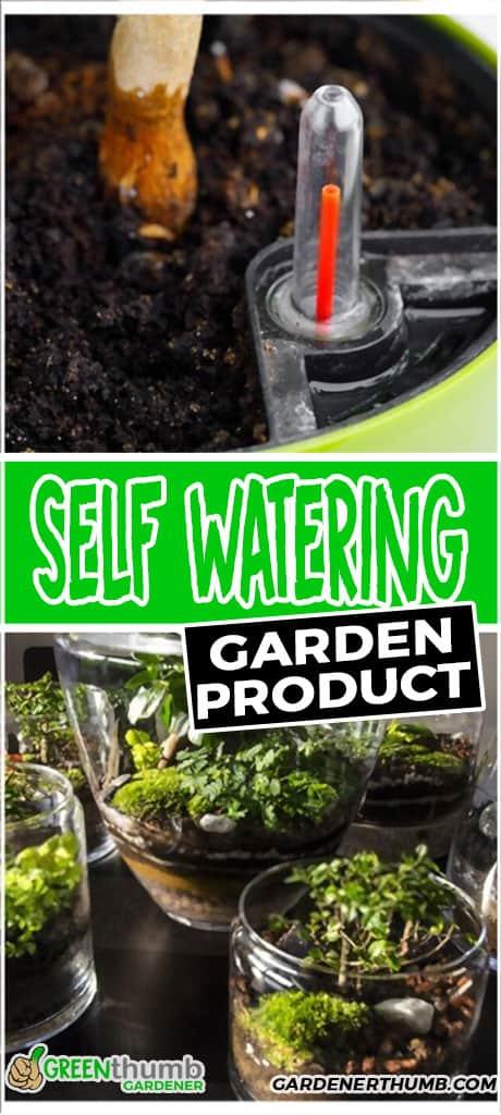 self watering garden product