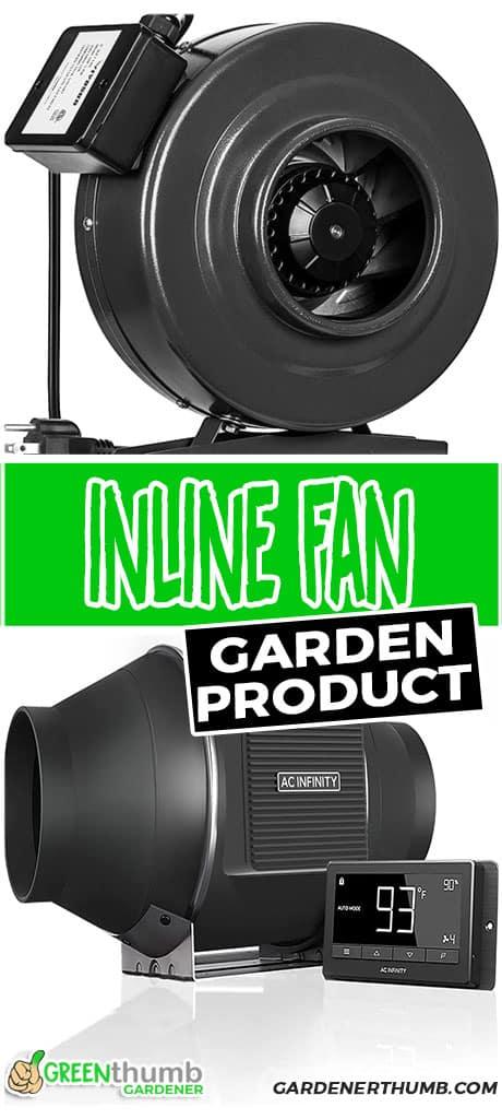 inline fan garden product