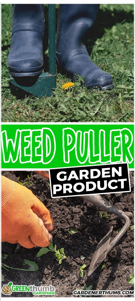 weed puller garden product